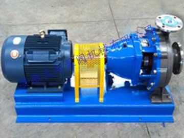 IHN型淀粉泵—天耐泵阀