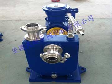 ZXP不锈钢自吸泵—天耐泵阀