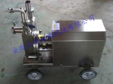 手推式防爆酒精泵—天耐泵阀